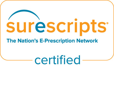 Praxis Electronic Medical Records (EMR) - Surescripts