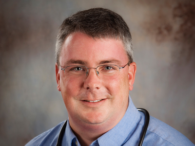 Praxis Electronic Medical Records (EMR) - Daniel Griffin, MD, winner of the Davies Award for the best use of Electronic Medical Records in a clinical setting