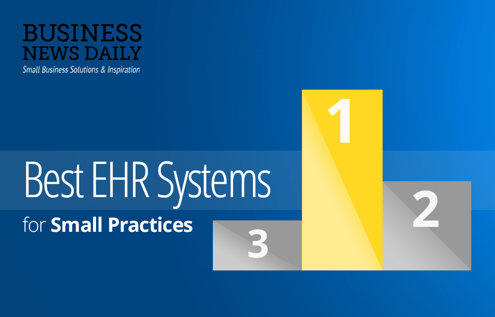 Best EHR Systems for Small Practices