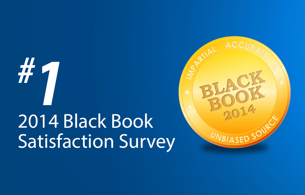 Praxis EMR wins #1 Award at BlackBook