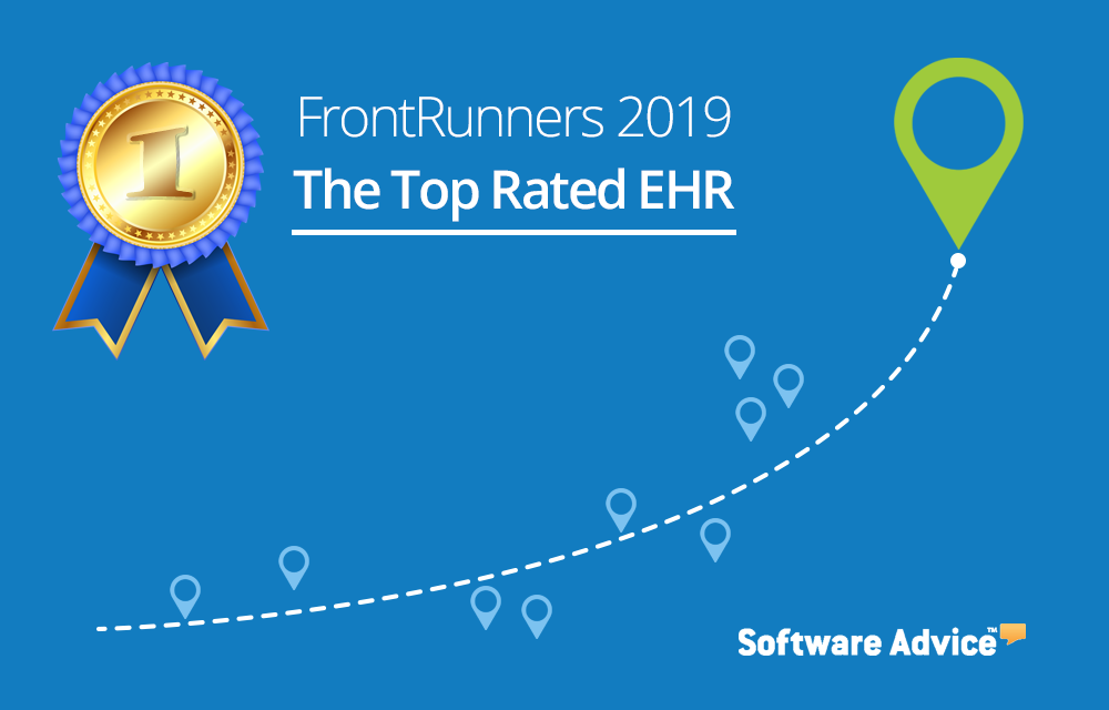 Praxis EMR - The Top Rated EHR - FrontRunners 2019 - Top Electronic Medical Records Software - 2019 Reviews